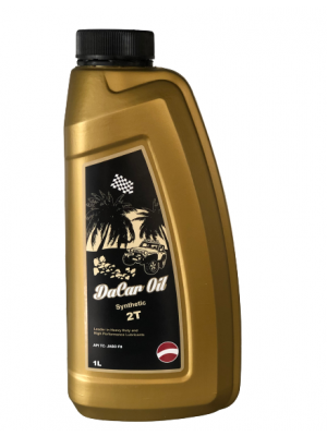 OLIO Motore DACAR OIL 2T MOTO SCOOTER Synthetic 1L