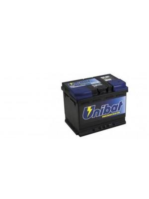 Batteria Avviamento 55530 60Ah 480 A/EN Unibat