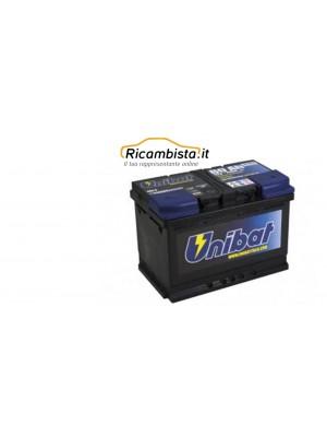 Batteria Avviamento 5800 80Ah 700 A/EN  Unibat