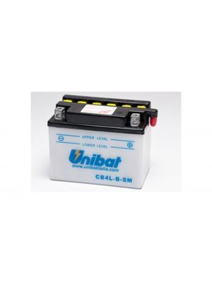 Batteria Convenzionale CB4L-B-SM 56A/EN 4Ah Unibat