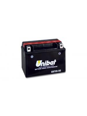 Batteria CBTX9-BS 120A/EN 8Ah UNIBAT