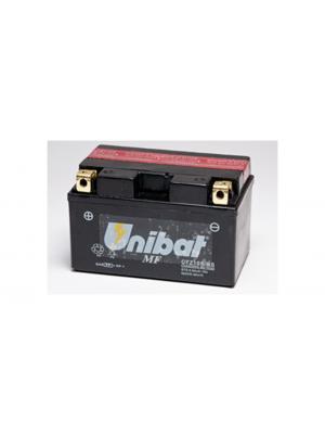 Batteria Moto CTZ10S-BS, 8.6 Ah, 190 A/EN Unibat