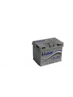 Batteria EFB60 AH60 A-EN 640 UNIBAT