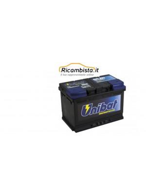 Batteria Avviamento 57220 80Ah 650 A/EN Unibat