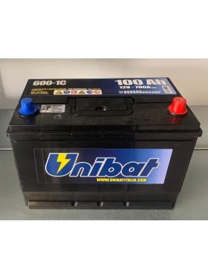 Batteria per veicoli commerciali/ Basic 6001C 780 A/EN 100 Ah  UNIBAT