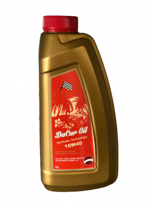 OLIO Motore DACAR OIL 10W40 Synthetic Technology 1L