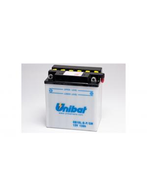 Batteria Convenzionale CB10L-B-P-SM 160 A/EN 11 Ah Unibat