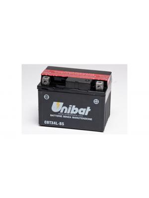 Batteria moto CBTX4L-BS, 3 Ah, 50 A/EN