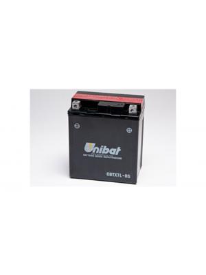 Batteria Moto CBTX7L-BS 6 Ah 85 A/EN Unibat