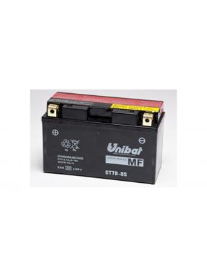 Batteria Moto CT7B-BS, 6.5 Ah, 85 A/EN Unibat